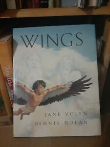 Wings by JaneYolen illustrated by Dennis Nolan 1991