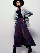 Free People Olivia High Slit Maxi Skirt-4