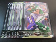 2015 Topps Chrome New York JETS Team Set (8c)