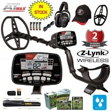 Garrett At Max Metal Detector, Wireless Headphones & Propointer Ii & free items!