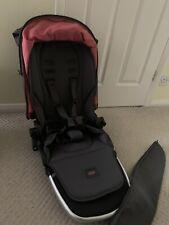 Mamas And Papas Grey/Pink Seat Unit Fit Flip Xt2 Ocarro.