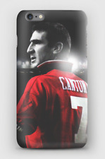 Manchester United King Eric Cantona Phone Case iPhone Samsung Galaxy