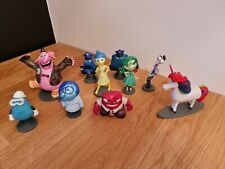 RARE Disney store Inside out figures - 10 piece setBing Bong Joy anger sadness