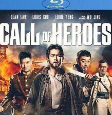 Call Of Heroes - Nguy Thành Tiêm Bá - Phim Le Blu-Ray - (Thuyet Minh) Wu Jing