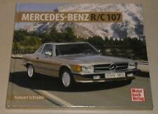 Schrader Typen Chronik Mercedes R107 C107 280 300 350 380 420 450 500 560 SL SLC