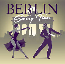 CD Berlin Swing Time von Willy Berking