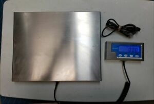 Used Brecknell Portable Shipping Scale, Up to 150 LB Capacity (LPS150)
