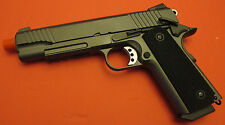 Full Metal Gas Blowback 1911 Airsoft Pistol 350 FPS w/0.2G BB Gun Metal Color