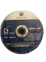 Spider-Man: Friend or Foe Xbox 360 Kids Game Disc 27t Marvel Avengers Rare Venom