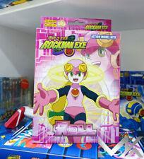 2004 MEGAMAN ROCKMAN EXE ROLL Battle Network Figure Capcom Japan NEW - MK