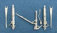 EA-6B Prowler Landing Gear For 1/48th Scale Kinetic, Italeri Models  SAC 48098