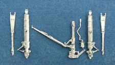 EA-6B Prowler Landing Gear For 1/48th Scale Kinetic, Italeri Models  SAC 48098
