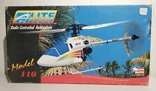 "Rare Vintage 1998 Lite Machines ""Model 110"" Nitro R/C Helicopter Kit (New)"