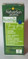 NatureSun Aroms - Huile Essentielle Ylang Ylang Bio - 10 ml