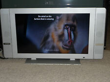 "Trutech PLV16320VM 32"" Fullscreen Thin LCD TV Monitor w/ Stand"