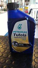PETRONAS TUTELA TRASMISSION GI/E DEXIIIG - DEXRON  III- AUTOMATIC TRANS FLUID