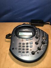 Comrex Matrix POTS audio codec remote broadcast mixer with Power Cord & manual