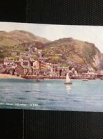 T1-9 Postcard Unused Barmouth Quay From Island A298