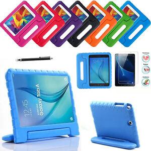 Kids Shockproof EVA Foam Handle Case Cover For Samsung Galaxy Tab A 7.0/8.0/10.1