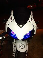 HID Bi-Xenon Motorcycle Projector Len Kit For Honda CBR1000RR 05 06 07 2004-2013