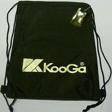 KOOGA match de rugby équipe Gym Sac pour Kit / Chaussure / pe-black / white-35cmsx43cms