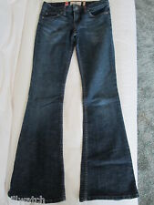 JUICY COUTURE JEANS SIZE 27 STRETCH BOOT CUT JEANS MINT CONDITION