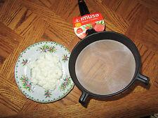 Organic Milk Kefir Grains -Tibetan Mushroom Probiotic. 3.'' Strainer+instruction