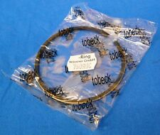 HONDA TRX ATC 250R 79mm PISTON RING SET 79.00mm NEW FOR WOSSNER WISECO CYLINDER