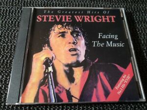 Stevie Wright - Facing The Music - Albert CD compilation - Aus classic hard rock