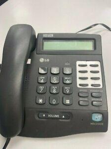 LG Nortel LKD-8DS DIGITAL Key Telephone Unit - Black Full Working Order