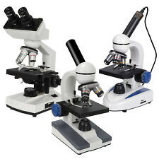 Multiple Choice Biological Science Student Compound Microscope 40X-1000X/2000X