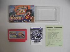 TOKYO PACHI SLOT ADVENTURE -- Boxed. Famicom, NES. Japan game. Work fully. 10975