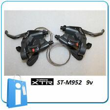 Manetas Frenos Cambio Shimano XTR ST-M952 9V M952 MTB V-Brake Retro M950