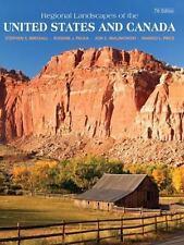 Regional Landscapes of the U. S. and Canada by Stephen S. Birdsall, Jon Malinows