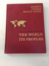 The World and It's People : Greece, Cyprus, Mount Athos (Hardcover, 1969)