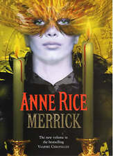 Merrick by Anne Rice (Paperback, 2000)