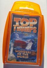 Top Trumps Natural Wonders of the World Will you go to the ends of the Earth