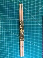 """Hard Rock Cafe Natural Wood Drumsticks 16"""" - Chicago"""