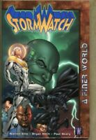 GN/TPB Stormwatch A Finer World collected fn- 5.5 DC Wildstorm Warren Ellis