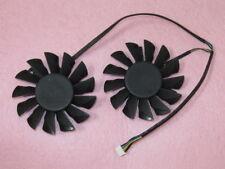 75mm MSI GTX 660 670 680 R7850 R7870 R7950 TwinFrozrIII Video Card Dual Fan R114