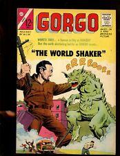 GORGO #19 (8.0) THE WORLD SHAKER!