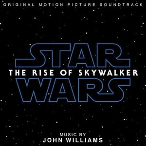 Star Wars - The Rise Of Skywalker (Soundtrack) (NEW & SEALED CD 2019)