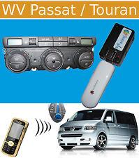 GSM Handy Fernbedienung für Standheizung (USB) VW Passat Touran Touareg