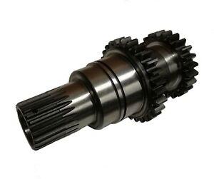 Hohlwelle, Getriebewelle für Deutz 8006, 10006, 13006, 02375717, neu
