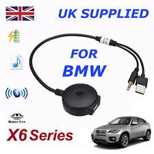 BMW Bluetooth Streamer USB Adapter usb & aux Fits bmw X6