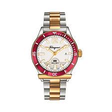 Ferragamo Men's FF3140014 FERRAGAMO 1898 SPORT Two-Tone Steel Watch
