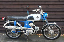 Honda CL90 CL 90 1968 Direct from a US museum *STAGGERING STANDARD CONDITION*