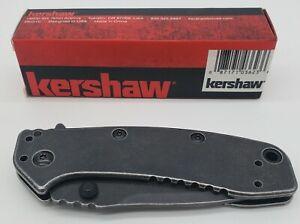 Kershaw Cryo II BW Folding Knife