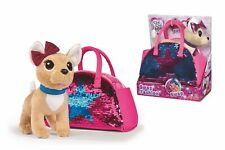 SIMBA 105893351 - ChiChi Love Swap Fashion - Chihuahua Plüschhund Kuscheltier