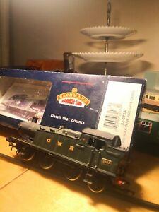 Bachmann 32-075 GWR Green 0-6-2 Class 56xx Tank Loco 5667